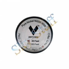 Pure Nickel Ni200 Wire Vapor Tech (1 м)